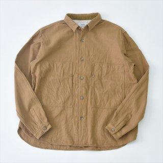 Another 20th Century(アナザートゥエンティースセンチュリー)Artwork � shirts - modify キャメル(コットンウール)