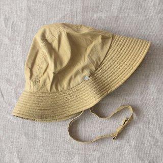 Decho(デコー)FISHING RAIN HAT ベージュ(コットン/ナイロン)