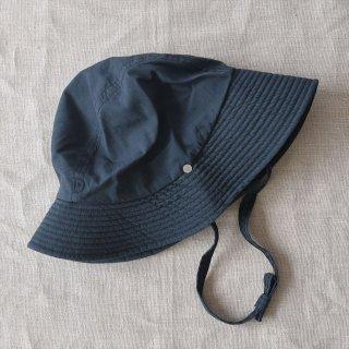 Decho(デコー)FISHING RAIN HAT ネイビー(コットン/ナイロン)