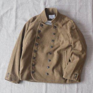 Another 20th Century(アナザートゥエンティースセンチュリー)Bio Markt Woolen jacket オーカー