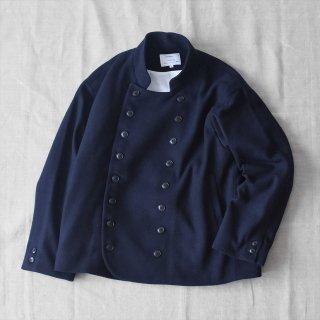 Another 20th Century(アナザートゥエンティースセンチュリー)Bio Markt Woolen jacket ネイビー