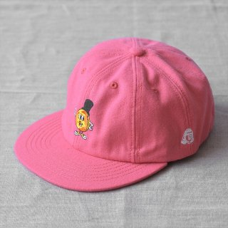 Tacoma Fuji Records(タコマフジレコード)WEE WEE  CAP ピンク designed by Jerry UKAI