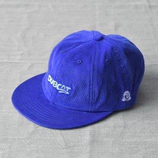Tacoma Fuji Records(タコマフジレコード)DUB CAT CAP ブルー designed by Hiroshi Iguchi