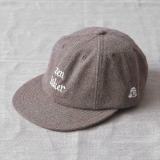 Tacoma Fuji Records(タコマフジレコード)Zen Hiker CAP ベージュ designed by Jerry UKAI