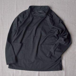 Napron(ナプロン)SMOCK WORK LONG SHIRT ブラック