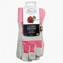 イギリスBriers(ブリアーズ)女性用リガー ピンク