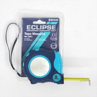 イギリスEclipse(エクリップス)テープメジャー8m