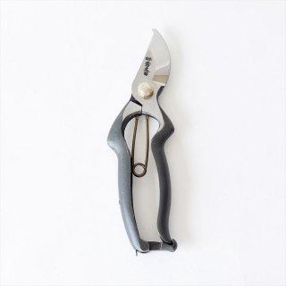 外山刃物(とやまはもの)小型軽量剪定鋏YP180(替えバネ付き)