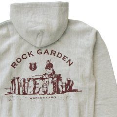 TACOMA FUJI RECORDS(タコマフジレコード)ROCK GARDEN PARKA 12oz