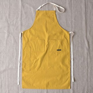 Napron(ナプロン)AP-05 4 POCKET CANVAS FULL APRON ブラウン
