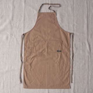 Napron(ナプロン)4POCKET CANVAS FULL APRON モカ (AP-05)