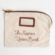 Napron(ナプロン)BANK BAG ホワイト(NP-PU01)
