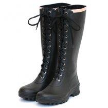 スウェーデンTretorn(トレトン)バレーナWラバーブーツ ブラック【サイズ36(22〜23cm)】