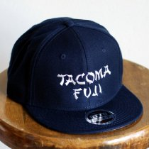 TACOMA FUJI RECORDS(タコマフジレコード)TACOMA FUJI LOGO CAP