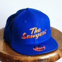 TACOMA FUJI RECORDS(タコマフジレコード)CAP|The Sawyers ブルー