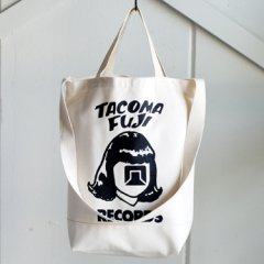 TACOMA FUJI RECORDS(タコマフジレコード)LOGO トートバッグ