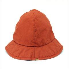 DECHO(デコー)DELTA HAT 馬布 オレンジ