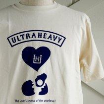ULTRAHEAVY(ウルトラヘビー)T-shirts(Tシャツ)HEART & EGG|ナチュラル