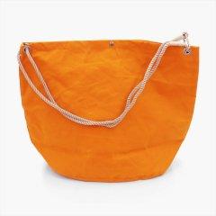 Napron Toolbox(ナプロンツールボックス)OVAL SACK BAG レモン(オレンジ) L