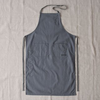 Napron(ナプロン)AP-05 4 POCKET CANVAS FULL APRON ブルー