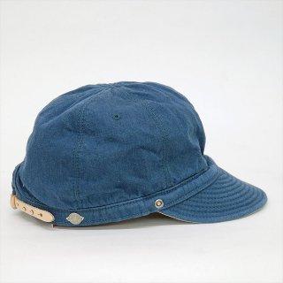 DECHO(デコー)KOME CAP ブルーデニム