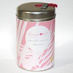 イギリスBurgon & Ball(バーゴン&ボール)缶入り麻ひも|ソフトピンク