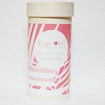 イギリスBurgon & Ball(バーゴン&ボール)ウッドラベル缶|ソフトピンク1