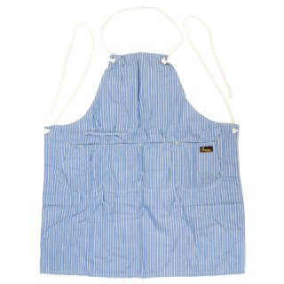 Napron(ナプロン)AP-14 HUNTER FULL APRON LONG ブルー