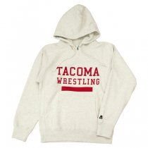 TACOMA FUJI RECORDS(タコマフジレコード)TACOMA WRESTLING designed by Jerry UKAI (12oz PARKA)(残りSサイズのみ)