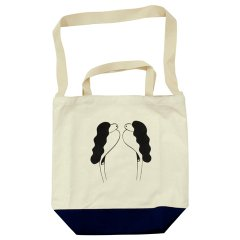 TACOMA FUJI RECORDS(タコマフジレコード)Surprise Greeting TOTE by Tomoo Gokita