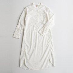 boga,boga,Loopline(ボガボガ ループライン)UNRIVALED SHIRTS ST OP ホワイト(マキシシャツ)