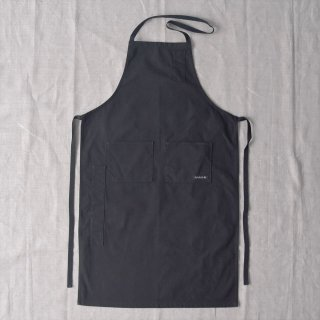 Napron(ナプロン)AP-05 4 POCKET CANVAS FULL APRON グレー