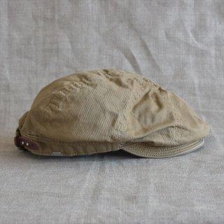 DECHO(デコー)BIKERS CAP ベージュチノ