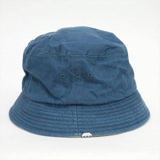 DECHO(デコー)BUCKET HAT ブルーデニム