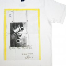 ULTRAHEAVY(ウルトラヘビー)KIKI + パームグラフィックス「ブレックファースト」Tシャツ