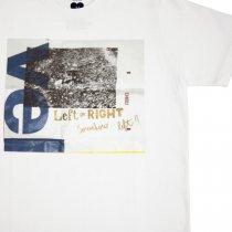 ULTRAHEAVY(ウルトラヘビー)KIKI + パームグラフィックス「岩場の道しるべ」Tシャツ
