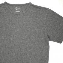 スコーロン防虫速乾Tシャツ(半袖)グレー無地