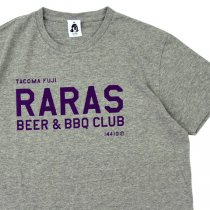 TACOMA FUJI RECORDS (タコマフジレコード)RARAS BEER & BBQ CLUB グレー[9th Collection]