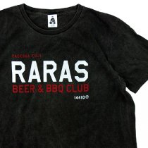 TACOMA FUJI RECORDS (タコマフジレコード)RARAS BEER & BBQ CLUB ブラック[9th Collection]