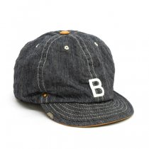 DECHO(デコー)BEAT BASE BALL CAP -ANACHRONORM- 「B」カラー1