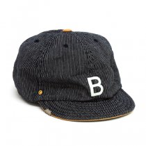 DECHO(デコー)BEAT BASE BALL CAP -ANACHRONORM- 「B」カラー2