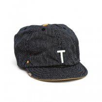 DECHO(デコー)BEAT BASE BALL CAP -ANACHRONORM- 「T」カラー2