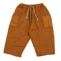 Napron Wardrobe(ナプロンワードローブ)KNICKER CARGO PANTS ブラウン