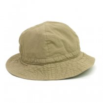 DECHO(デコー)SAFARI HAT (SILK SLEEK) サンド