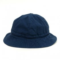 DECHO(デコー)SAFARI HAT (SILK SLEEK) ネイビー