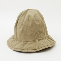 DECHO(デコー)CLOCHE (SILK SLEEK) サンド