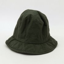 DECHO(デコー)CLOCHE (SILK SLEEK) カーキ