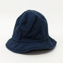 DECHO(デコー)CLOCHE (SILK SLEEK) ネイビー