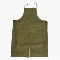 UTO(ユート)M-71 DOUBLE KNEE WORK APRON オリーブドラブ