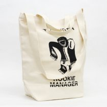 TACOMA FUJI RECORDS(タコマフジレコード)THE BIRTH OF A ROOKIE MANAGER TOTE BAG